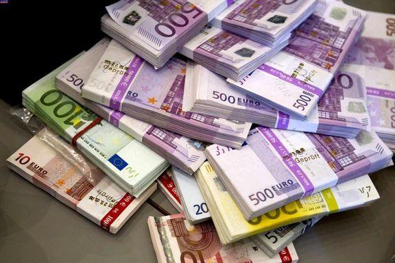 یورو و پوند بانکی گران شد