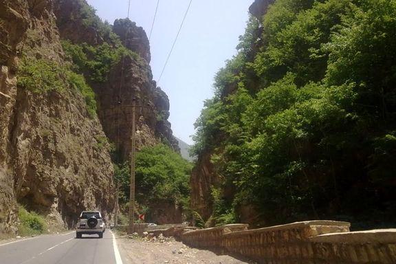 سهمیهبندی بنزین تردد جادههای مازندران را کم کرد