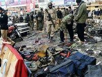 افزایش شمار قربانیان انفجارهای پاچنار پاکستان