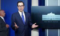 آخرین ماموریت خارجی وزیر خزانه داری آمریکا