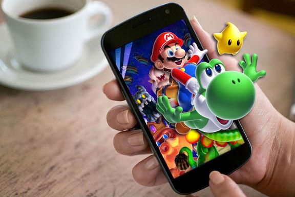 کودکان بازی موبایل را نخورند!