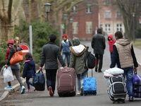کاهش ورود پناهجویان به آلمان