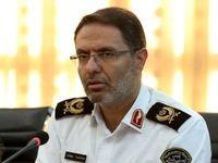 ممنوعیت ورود کامیونها به تهران تمدید شد