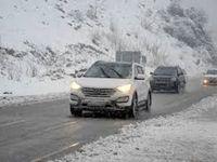 وضعیت ترافیکی جادههای کوهستانی مازندران