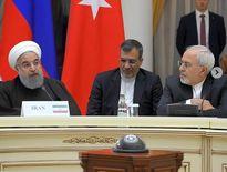 تاکید رییس جمهور بر صلح طلبی ایران +عکس