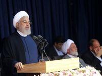 روحانی: از زمان شروع تحریمها،آمریکا در همهجا شکست خورده است +فیلم