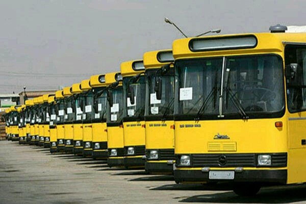 خروج اتوبوس بدون عوارض گمرکی از مرز شلمچه