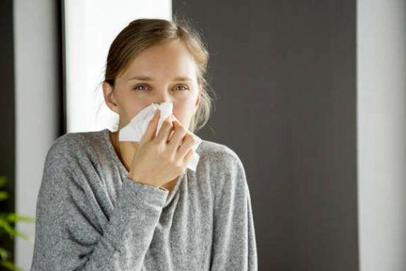 علائمی که ثابت میکند شما آلرژی دارید +عکس