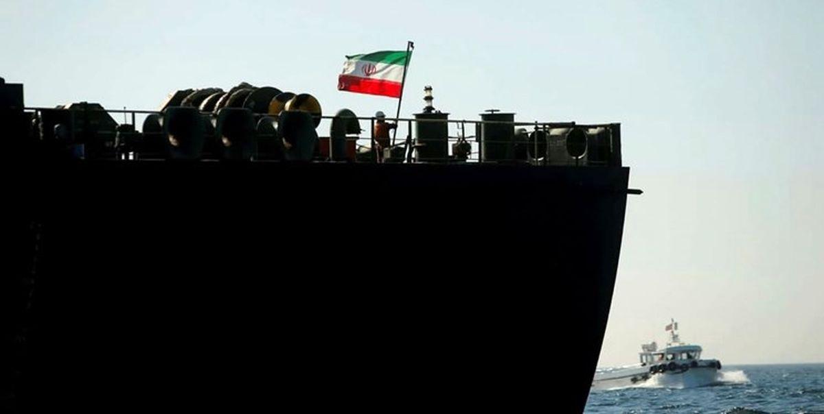 کشتی ایرانی حامل سوخت برای لبنان وارد آب های سوریه شده است