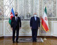 محورهای رایزنی اخیر ظریف با وزیر امور خارجه آذربایجان