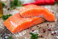ماهی سالمون در ایران تولید نمیشود