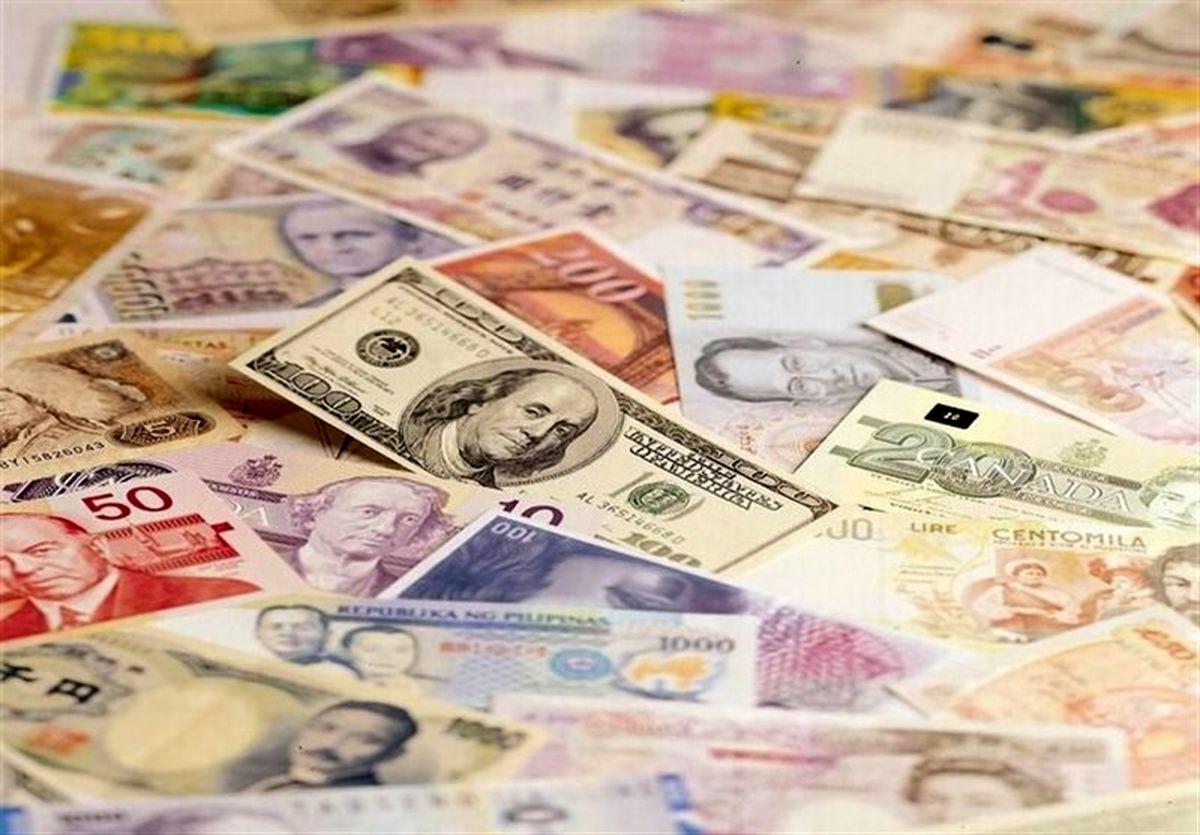 نرخ رسمی ۴۷ ارز بانکی ثابت ماند
