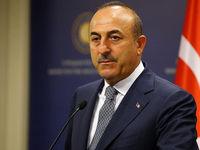 وزیر خارجه ترکیه: تحریم ایران توسط آمریکا را درست نمی دانیم