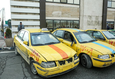 وعده خودروسازها برای آغاز مجدد نوسازی تاکسیه
