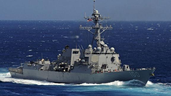 کرونا به یک کشتی جنگی دیگر آمریکا سرایت کرد