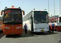 قیمت بلیت اتوبوس برای ایام نوروز چقدر شد؟