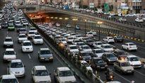 محدودیتهای ترافیکی در تهران اعلام شد