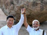 بازدید جنجالی رییس جمهور چین از هند +تصاویر