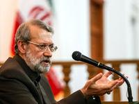 لاریجانی: از غربیها برای مذاکرات هستهای درخواستی نداشتیم