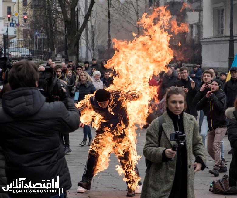 برترین تصاویر خبری هفته گذشته/ 9 اسفند