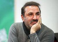 سنگ آرامگاه علی سلیمانی نصب شد + عکس