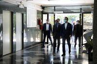 آغاز مذاکرات مدیرکل آژانس بینالمللی انرژی اتمی با صالحی