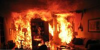 انفجار گاز شهری باعث تخریب سه منزل مسکونی شد