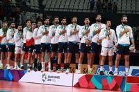 تهران از جمعه میزبان قهرمانی والیبال آسیا