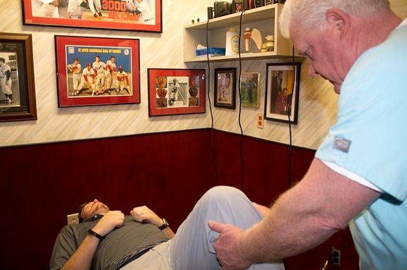 دوره بهبود آرتروسکوپی زانو: مراقبت و تمرینات برای توانبخشی