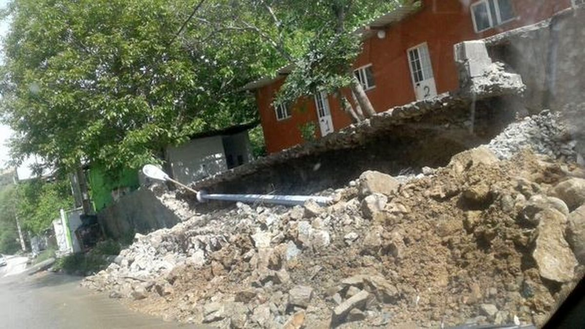 کانکس و وسایل گرمایشی مهمترین نیاز زلزله زدگان سیسخت