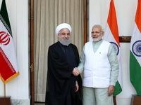 تهران و دهلینو در بیانیهای بر توسعه روابط همه جانبه دو کشور تاکید کرد