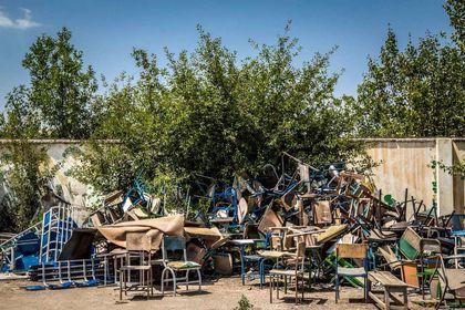 بلاتکلیفی مدارس متروکه در 20روستای خلخال +عکس