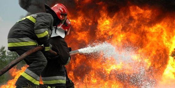 جزئیات حادثه آتشسوزی در دانشگاه آزاد