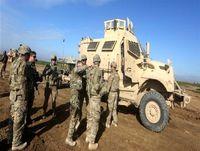 تخلیه پایگاههای آمریکا در عراق ادامه دارد