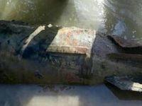انهدام بمب جنگی در پلدختر +عکس