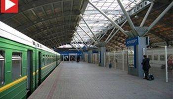 ساخت ایستگاه قطار در کمتر از ۹ساعت!