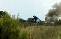 22کشته در سقوط یک هواپیما در اوکراین