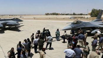 آمریکا پیمانکاران نظامی خود را از پایگاه عراقی خارج میکند