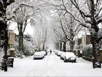 تعطیلی دانشگاه آزاد و مدارس استان اردبیل به علت برف