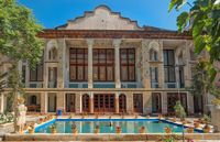 خانه امام جمعه در بازار تهران! +تصاویر