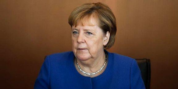 صدراعظم آلمان از قرنطینه خارج شد