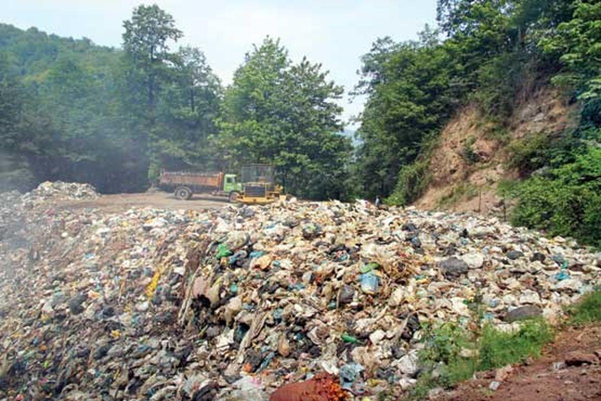مردم به شمال میروند که زباله تولید کنند!
