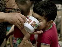 کودکان داعشی در یتیمخانههای عراق +تصاویر