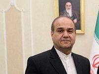 دیدار سفیر جدید ایران با رئیسجمهور موقت الجزایر