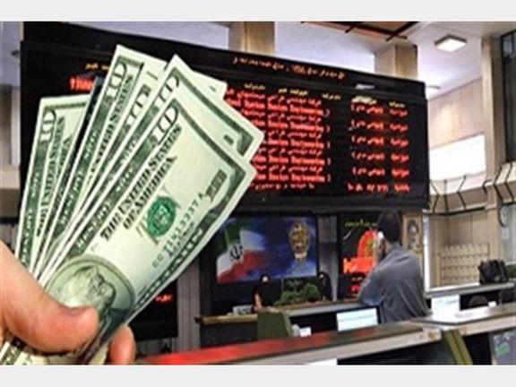کاهش نرخ ارز از دلایل اصلی افت شاخص است