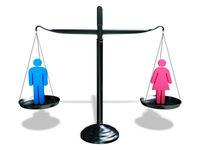 حقوق مردان ٦ برابر زنان