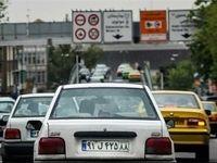ترافیک پرحجم در نخستین پنجشنبه بدون طرح ترافیک