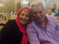 بازیگر زن ایرانی سوگوار شد +عکس