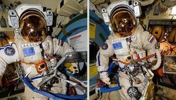 لباس جدید فضایی روسیه با کاربرد ۲گانه