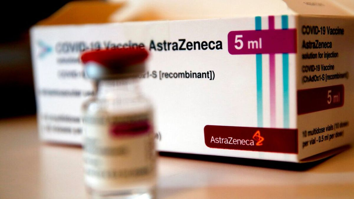 دوز سوم آسترازنکا لخته خون ایجاد میکند؟